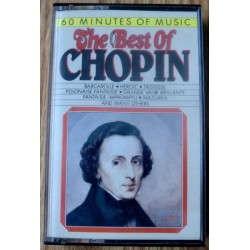 60 Minutes of Music: The Best of Chopin (kassett)