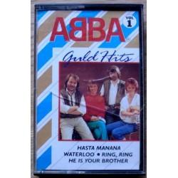 ABBA: Gold Hits: Vol. 1 (kassett)