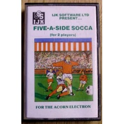 FIVE-A-SIDE-SOCCA (IJK Software)