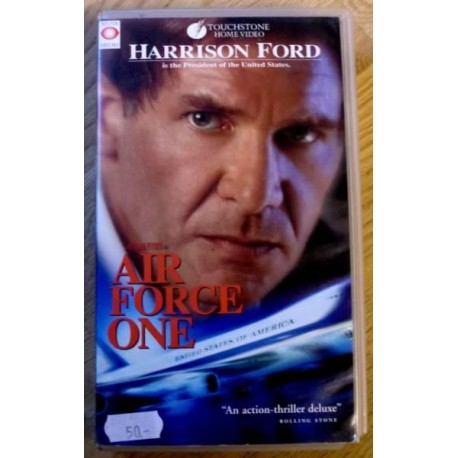 Air Force One (VHS)