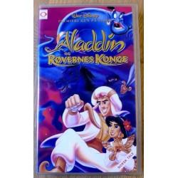 Aladdin og røvernes konge (VHS)