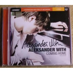 Aleksander With: Coming Home - Signert! (CD)