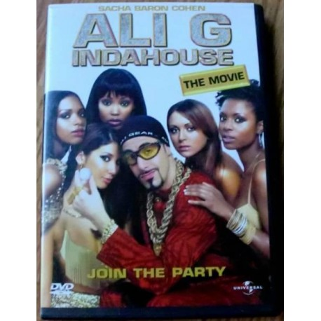 Ali G Indahouse - The Movie (DVD)