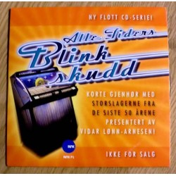 Alle tiders blinkskudd - Vidar Lønn Arnesen (CD)