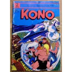 Allers Månedshefte: 1970 - Nr. 2 - Kono
