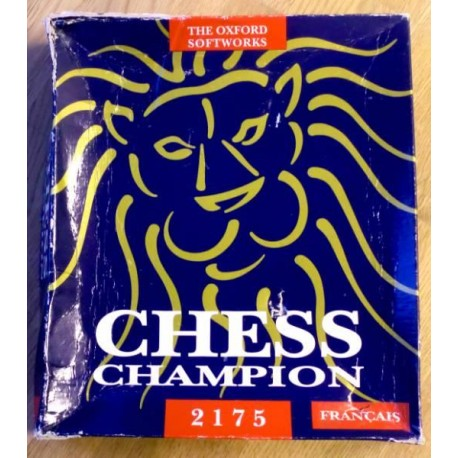 Chess Champion (The Oxford Softworks)