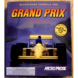 MicroProse Formula One Grand Prix - Bilspill