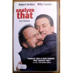 Analyze That (VHS)