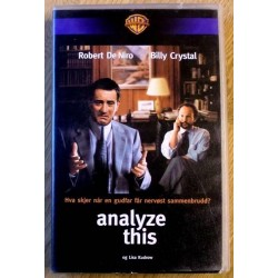 Analyze This (VHS)