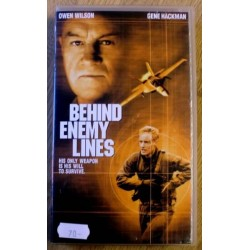 Behind Enemy Lines (VHS)