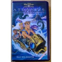 Atlantis: Milos hjemkomst (VHS)