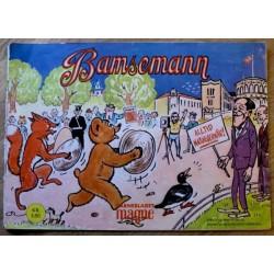 Bamsemann - Julen 1972 - Julehefte