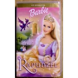 Barbie som Rapunzel (VHS)
