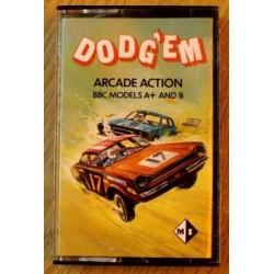 Dodg'em (Microgame Simulations)
