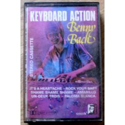 Benny Bach: Keyboard Action (kassett)