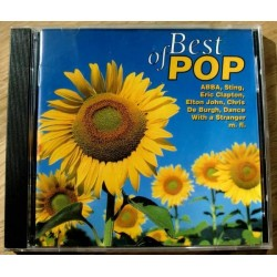 Best of Pop: ABBA, Sting, Elton John, m. fl. (CD)