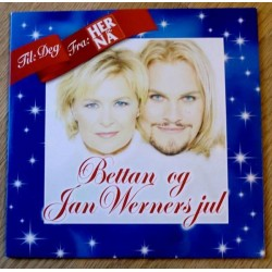 Bettan og Jan Werners jul (CD)