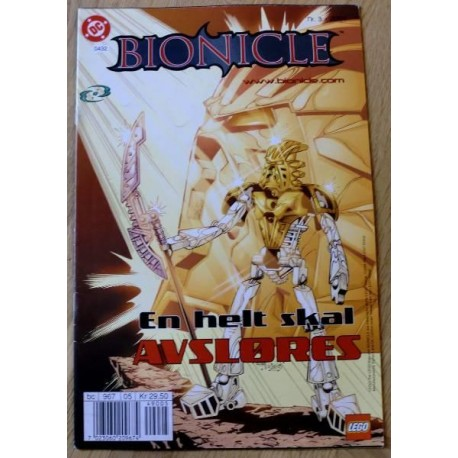 Bionicle: 2004 - Nr. 3 - En helt skal avsløres