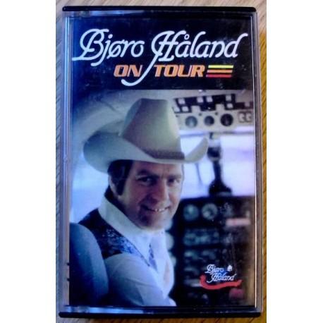 Bjøro Håland: On Tour (kassett)