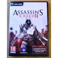 Assassin's Creed II (Ubisoft) * NY *