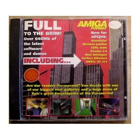 Amiga Format: AFCD 15 - Juli 1997