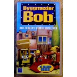 Byggmester Bob: Maks er møkkete og andre fortellinger (VHS)