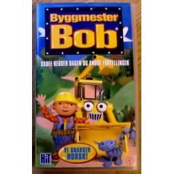 Byggmester Bob: Skuff redder dagen (VHS)