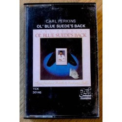 Carl Perkins: Ol' Blue Suedes' Back (kassett)
