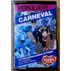 Carneval: Latinamerikanske rytmer (kassett)