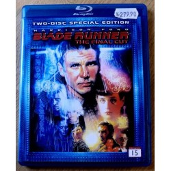 Blade Runner: The Final Cut - Two Disc Special Edition (Blu-ray)