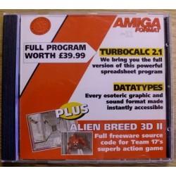Amiga Format: AFCD 11 - Mars 1997