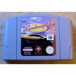 Nintendo 64: Lamborghini (Titus)