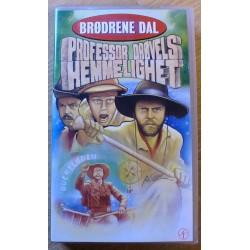 Brødrene Dal: Professor Drøvels hemmelighet (VHS)