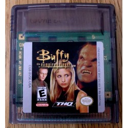 Game Boy Color: Buffy The Vampire Slayer (THQ)