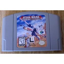 Nintendo 64: Star Wars: Rogue Squadron (LucasArts) (USA)