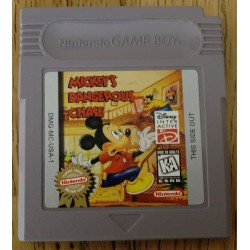 Game Boy: Mickey's Dangerous Chase (Disney)