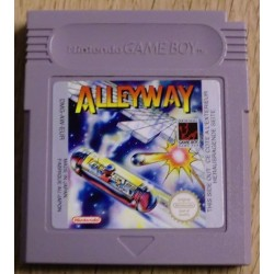 Game Boy: Alleyway
