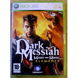 Xbox 360: Dark Messiah of Might and Magic - Elements (Ubisoft)