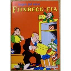 Fiinbeck og Fia: Julen 1987