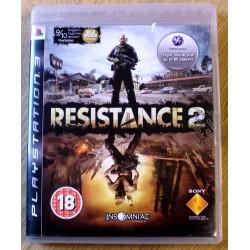 Playstation 3: Resistance 2 (Insomniac)