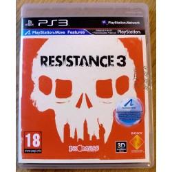 Playstation 3: Resistance 3 (Insomniac)