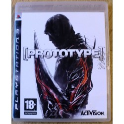 Playstation 3: Prototype (Activision)