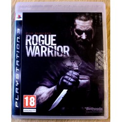 Playstation 3: Dick Marcinko: Rogue Warrior (Bethesda)