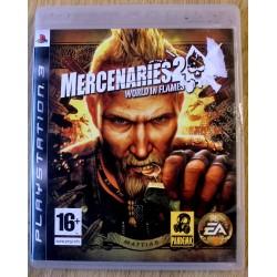 Playstation 3: Mercenaries 2 - World in Flames (EA)