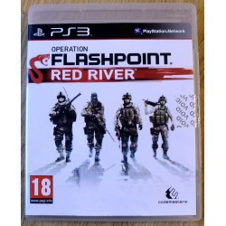 Playstation 3: Operation Flashpoint - Red River (Codemasters)