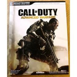 Bradygames: Call of Duty: Advanced Warfare - Bok