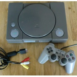 Playstation 1: Komplett konsoll