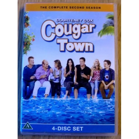 Cougar Town - The Complete Second Season (DVD)