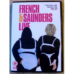 French & Saunders Live (DVD)