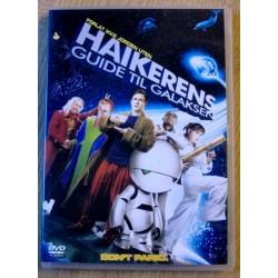 Haikerens guide til galaksen (DVD)